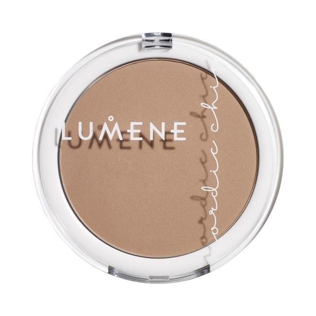 LUMENE Бронзатор NORDIC CHIC NATURAL GLOW №1 Nordic Summer