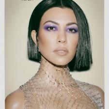 МАКІЯЖ З ОБКЛАДИНКИ: Kourtney Kardashian Vogue