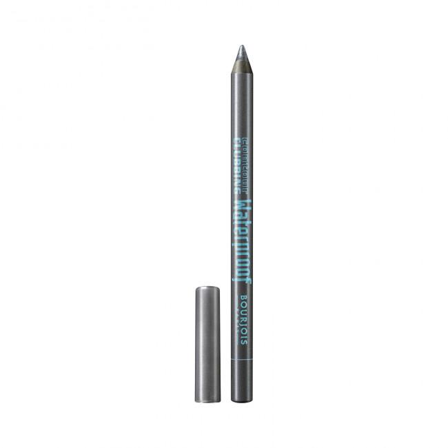 BOURJOIS Олівець для очей CONTOUR CLUBBING контурний, водостійкий №42 Металік