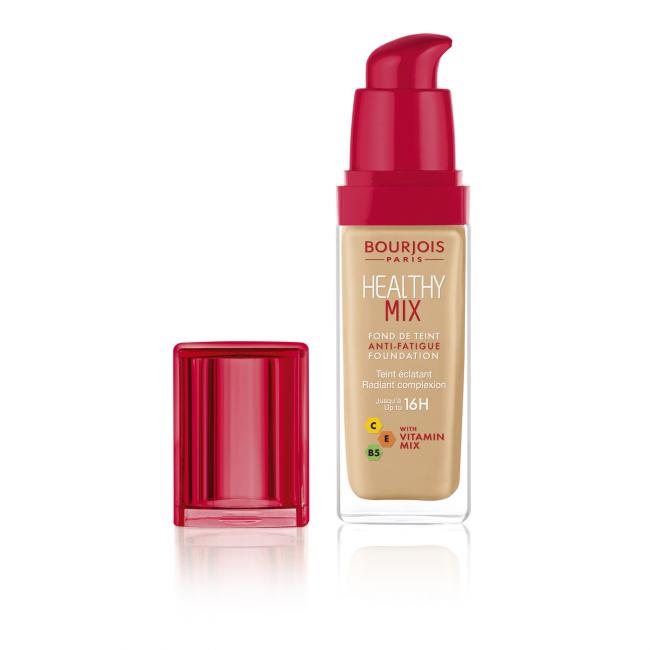 Тональная основа BOURJOIS RADIANCE REVEAL HEALTHY MIX FOUNDATION №53, 30 мл