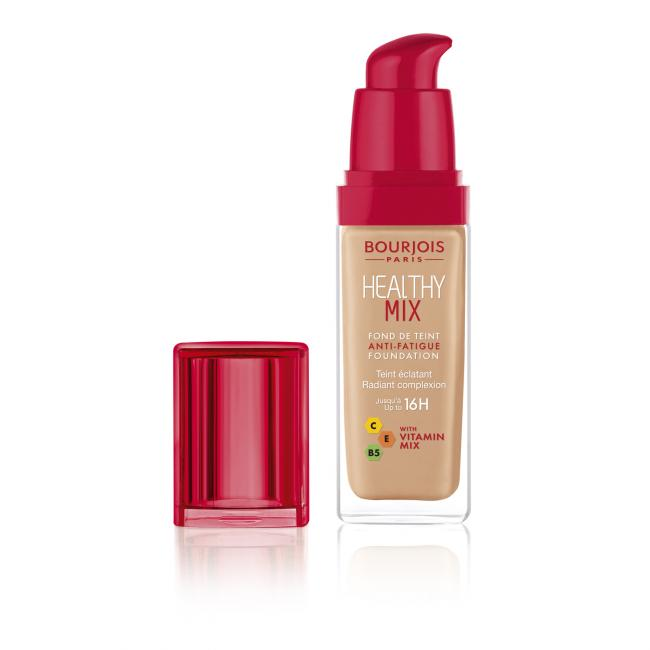 Тональная основа BOURJOIS RADIANCE REVEAL HEALTHY MIX FOUNDATION №55, 30 мл