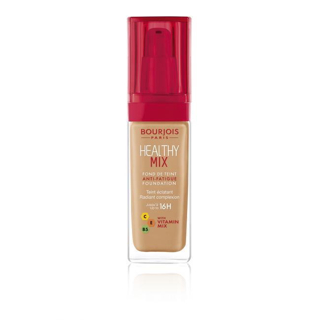 Тональна основа BOURJOIS RADIANCE REVEAL HEALTHY MIX FOUNDATION №56, 30 мл