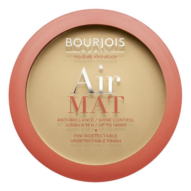 BOURJOIS Пудра компактная Air MAT матовая №04