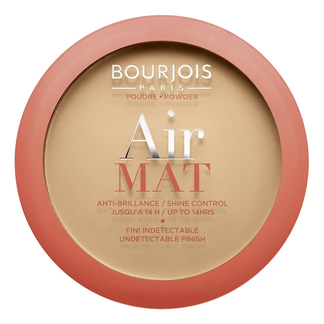 BOURJOIS Пудра компактна Air MAT матова №05