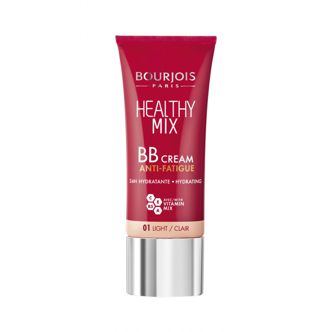 ВВ крем BOURJOIS HEALTHY MIX BB CREAM №1