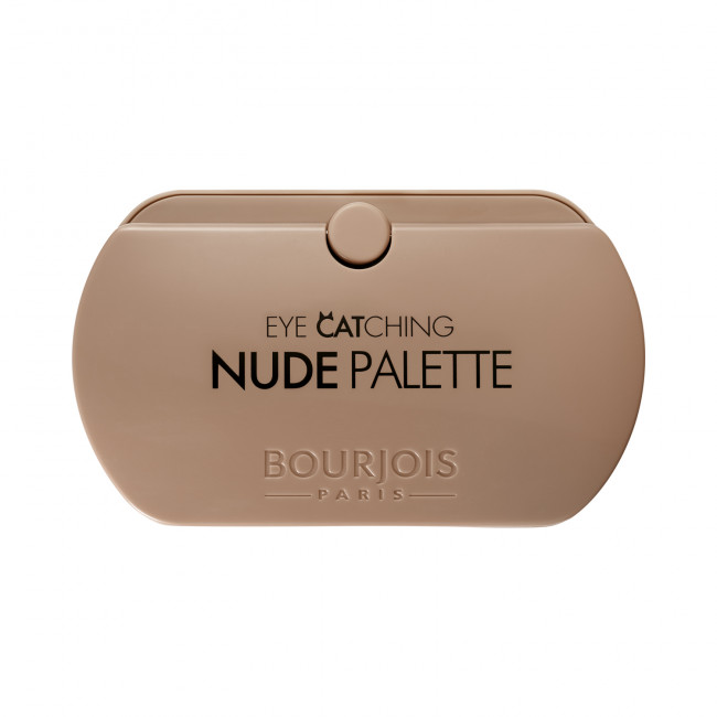 BOURJOIS Палетка с 8 теней EYE CATCHING NUDE PALETTE