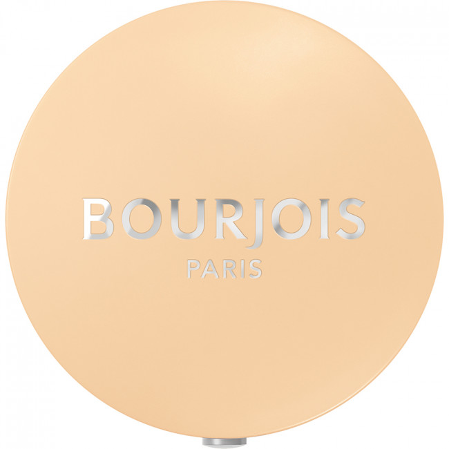BOURJOIS Тени для век OMBRE A PAUPIERES моно №04 WARM LIGHT BEIGE