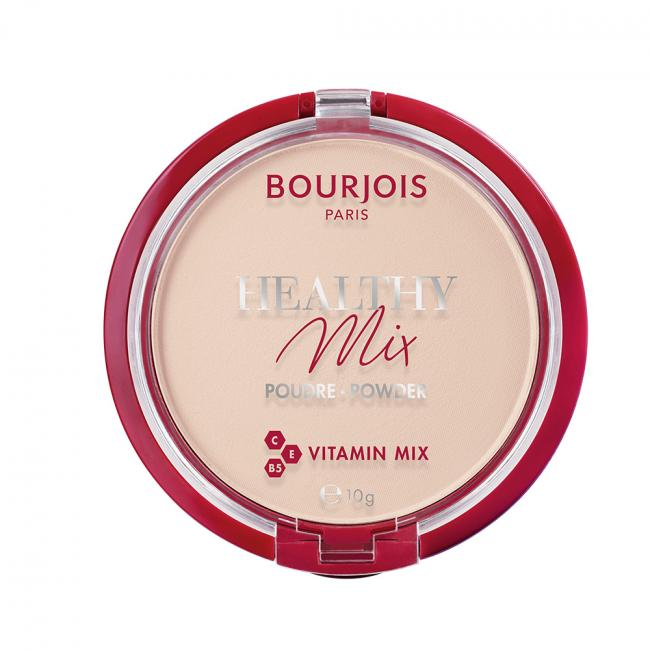 BOURJOIS Компактная пудра HEALTHY MIX витаминная №01