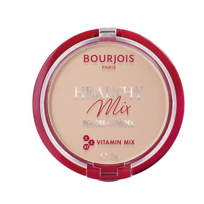 BOURJOIS Компактна пудра HEALTHY MIX вітамінна №03