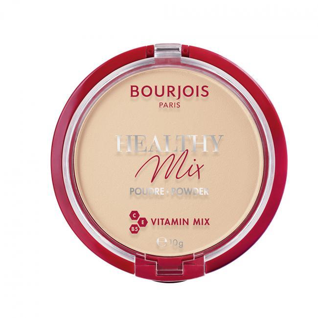 BOURJOIS Компактная пудра HEALTHY MIX витаминная №02