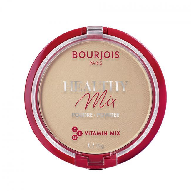 BOURJOIS Компактна пудра HEALTHY MIX вітамінна №04