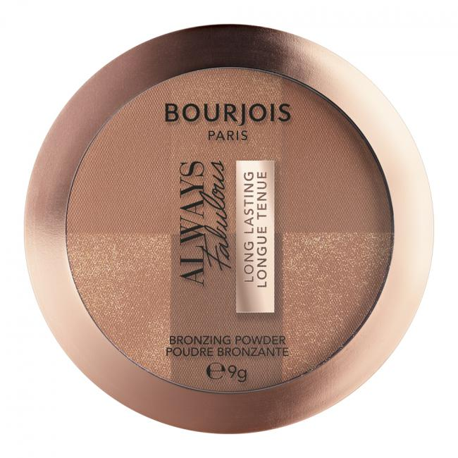 BOURJOIS Пудра бронзуюча ALWAYS FABULOUS №002, 9г