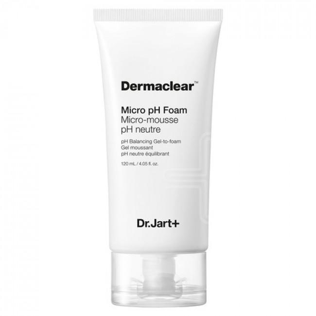 Dr.Jart + Пінка для вмивання глибокого очищення pH 5.5 Dermaclear Foam