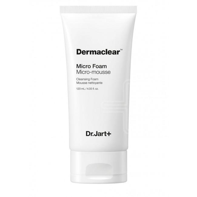 DR.JART+ Пенка для умывания Dermaclear Micro Foam, 120 мл.