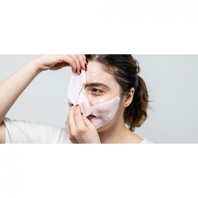 Dr.Jart + Маска альгінатна Cryo Rubber With Firming Collagen Mask зміцнююча з колагеном, 44г