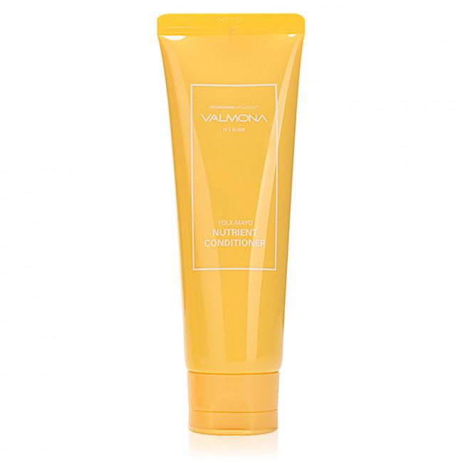 VALMONA Кондиционер для волос Nourishing Solution Yolk-Mayo Nutrient Conditioner питательный с яичным желтком, 100мл