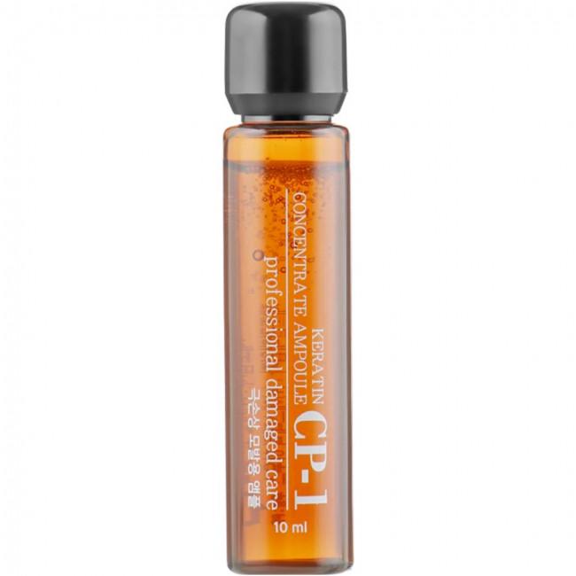 ESTHETIC HOUSE Эссенция для волос CP-1 Keratin Concentrate Ampoule концентрированная на основе кератина, 10мл
