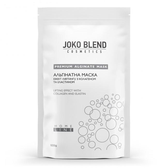 JOKO BLEND Альгінатна маска ефект ліфтингу з колагеном і еластином 100 г