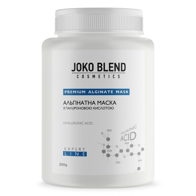 JOKO BLEND Альгінатна маска з гіалуроновою кислотою 200 г