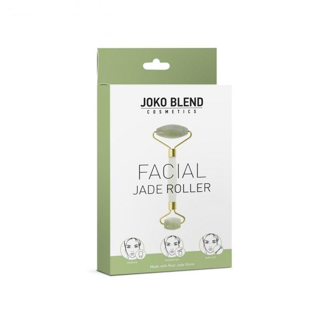 JOKO BLEND Нефритовый роллер для лица Jade Roller