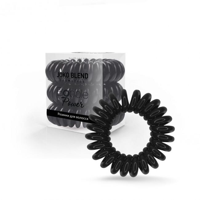 JOKO BLEND Набір резинок Power Bobble Black