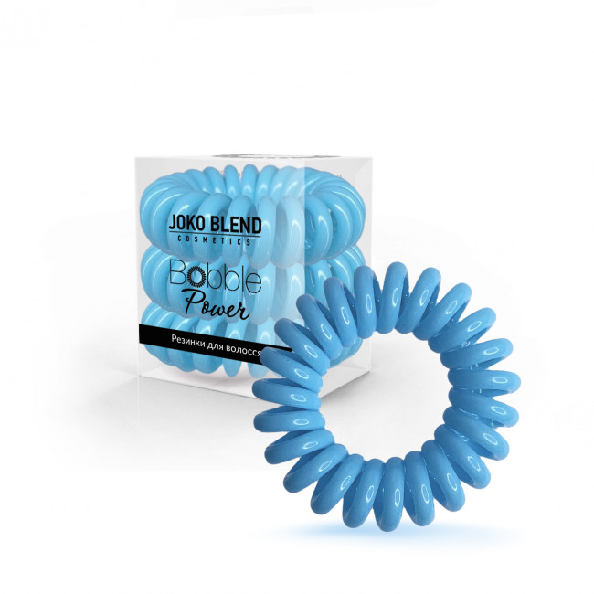 JOKO BLEND Набір резинок Power Bobble Blue