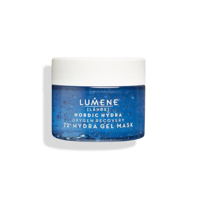 LUMENE Гель-маска LAHDE OXYGEN RECOVERY 72H кислородная увлажняющая