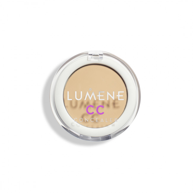 LUMENE Консилер CC COLOR CORRECTING CONCEALER СС Light