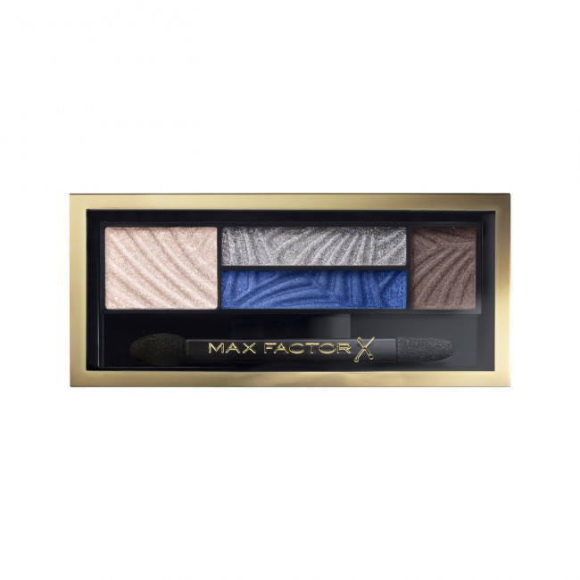 MAX FACTOR Тіні для очей та брів SMOKEY EYE DRAMA 2-IN-1 KIT №06 Azzure Ailure new