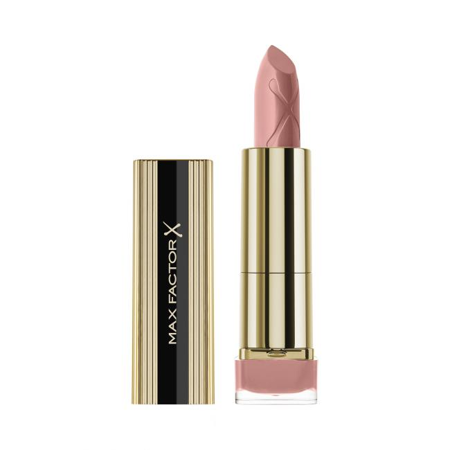 MAX FACTOR Помада COLOUR ELIXIR NEW увлажняющая №005 SIMP NUDE