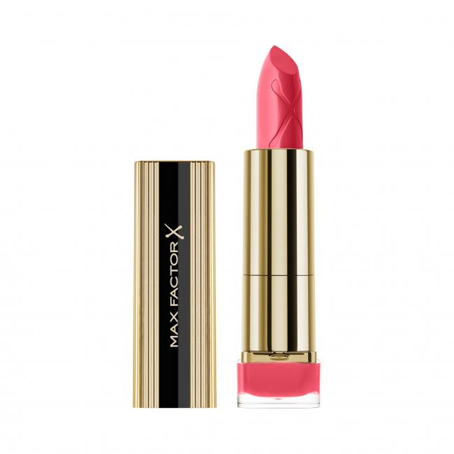 MAX FACTOR Помада COLOUR ELIXIR NEW увлажняющая №055 Bewitching Coral