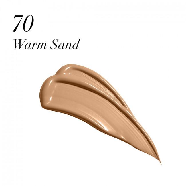 """MAX FACTOR Основа тональная устойчивая RADIANT LIFT """"эффект сияния"""" №70 Warm Sand"""