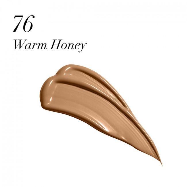 """MAX FACTOR Основа тональная устойчивая RADIANT LIFT """"эффект сияния"""" №76 Warm Honey"""