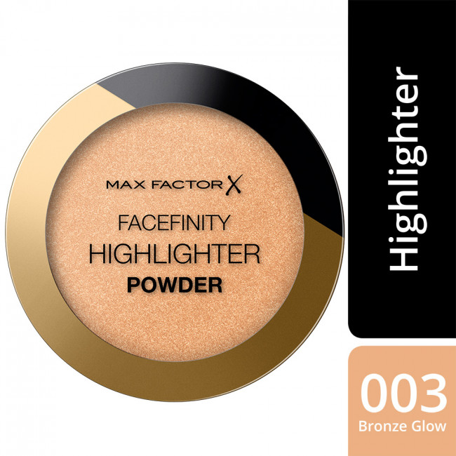 MAX FACTOR Пудра-хайлайтер FACEFINITY HIGHLIGHTER POWDER №003 Bronze Glow