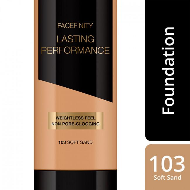 MAX FACTOR Основа тональная LASTING PERFORMANCE №103 Soft Sand
