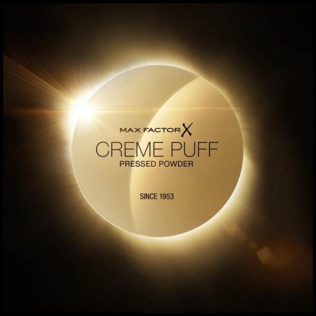 Крем-пудра компактная MAX FACTOR CREME PUFF №81