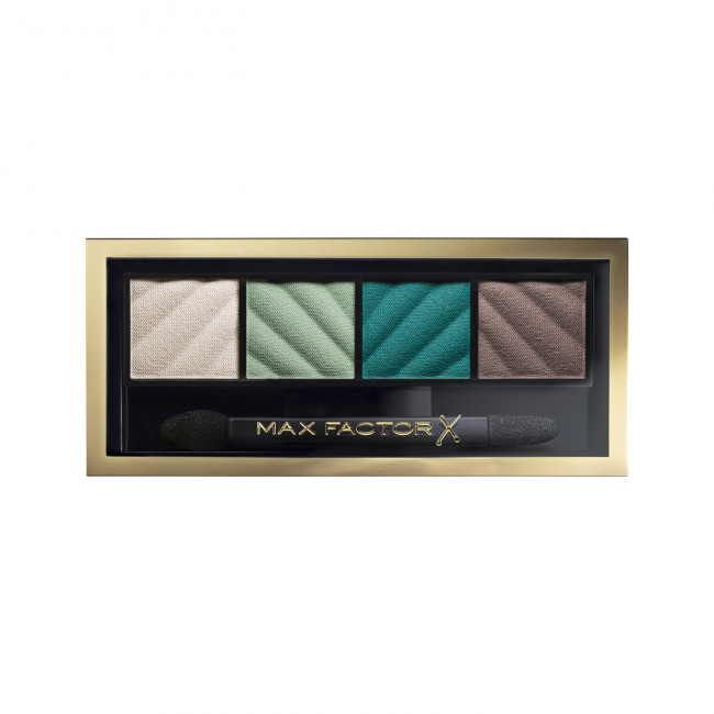 MAX FACTOR Тени для глаз и бровей SMOKEY EYE MATTE 2-IN-1 KIT матовые №40