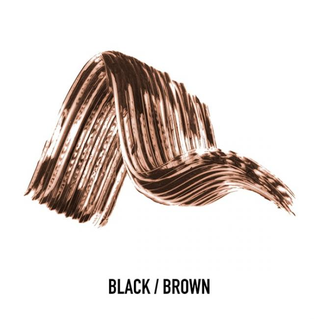 """MAX FACTOR Туш для вій LASH CROWN """"об'єм розділення подовження"""" №02, чорно-коричнева 6.5 мл"""