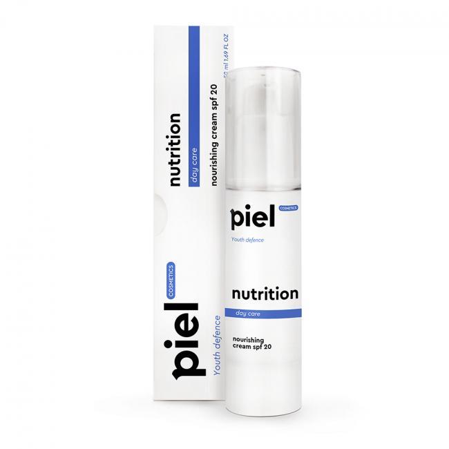 PIEL Денний живильний крем Nutrition Cream SPF 20