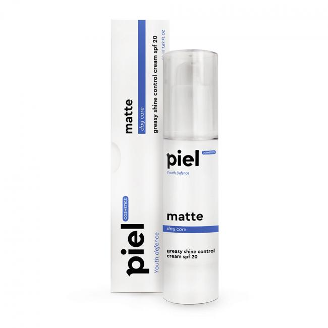 PIEL Денний крем c матуючим ефектом Matte Cream SPF 20