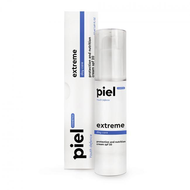 PIEL Защитный дневной cold-крем для лица для всех типов кожи Extreme SPF 20 Cream