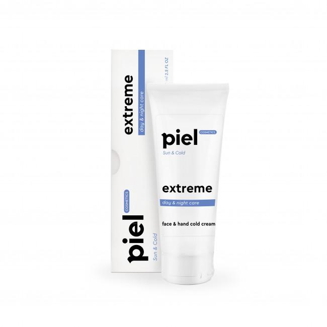 PIEL Зимовий крем для обличчя та рук для всіх типів шкіри день / ніч Extreme Cream