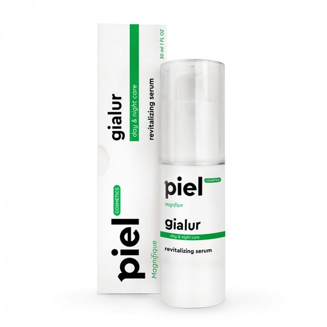 PIEL Активуюча сироватка з колагеном і шовком Gialur Magnifique Serum