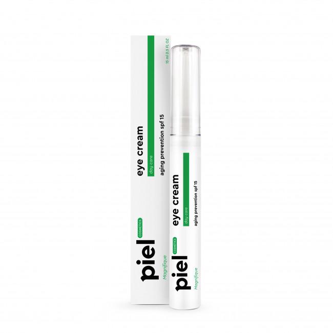 PIEL Активирующий дневной крем для контура глаз Eye Cream SPF 15