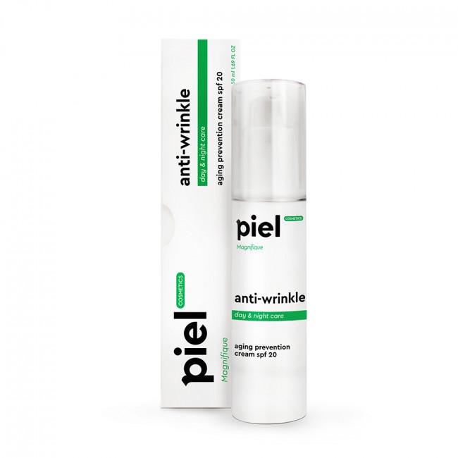 PIEL Крем проти перших зморшок день / ніч Anti-Wrinkle Cream