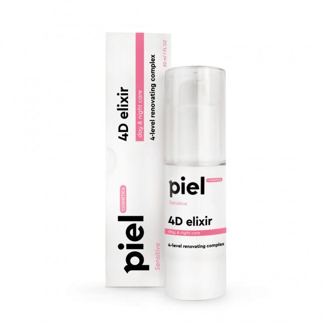 PIEL Активирующий комплекс ДНК молодости 4D Elixir