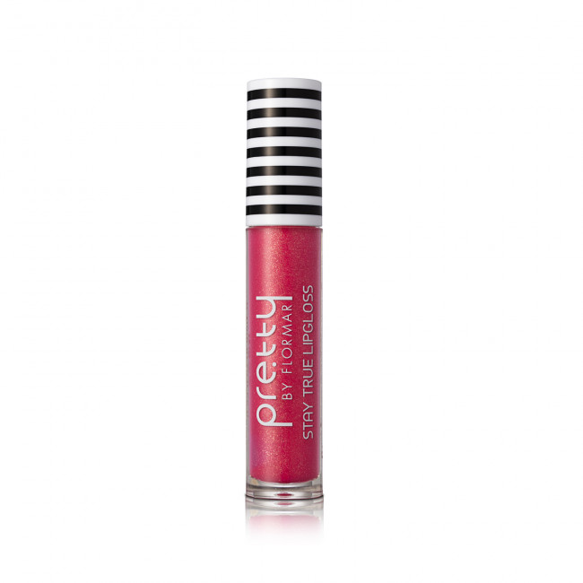 PRETTY STAY TRUE LIPGLOSS блиск для губ №008, Strawberry