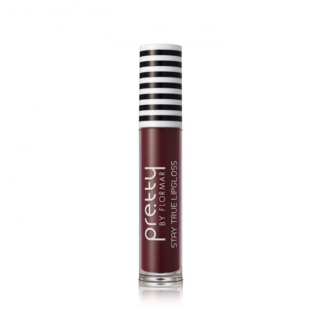 PRETTY STAY TRUE LIPGLOSS блеск для губ №015, Bordeaux