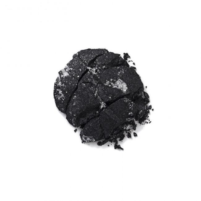 PRETTY STARS BAKED EYE SHADOW тіні шимерні №06, Black Glitters