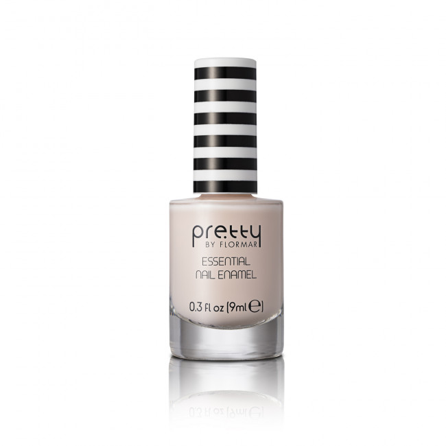 PRETTY ESSENTIAL NAIL ENAMEL лак для нігтів №003, Creamy